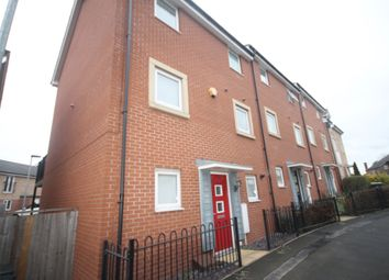 Thumbnail 2 bed town house to rent in Onyx Crescent, Thurmaston, Leicester