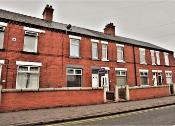 Thumbnail 2 bed terraced house for sale in Victoria Road, Wrexham