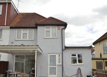 Thumbnail 3 bed semi-detached house to rent in Malvern Gardens, Kenton