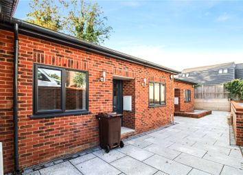 Thumbnail 2 bed bungalow to rent in Sherlodge Mews, Gillingham, Kent