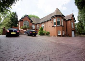 Thumbnail 5 bedroom detached house for sale in Old Hall Road, Salford