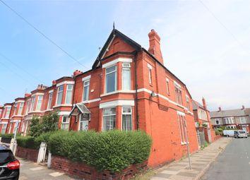 Thumbnail 4 bed semi-detached house for sale in Glyn Road, Wallasey, Merseyside