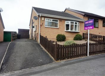 Thumbnail 2 bed semi-detached bungalow for sale in Nook Walk, Dewsbury
