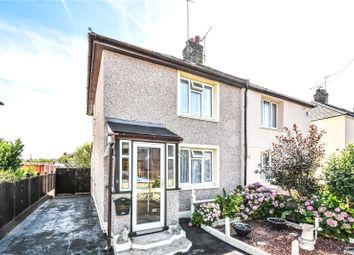 Thumbnail 2 bedroom semi-detached house to rent in Holly Road, Dartford, Kent
