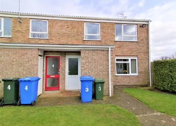 Thumbnail 1 bed flat to rent in Clarke Court, Wyberton, Boston, Linclnshire