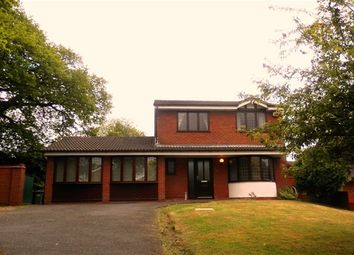 Thumbnail 4 bed detached house to rent in Dunster, Dosthill, Tamworth