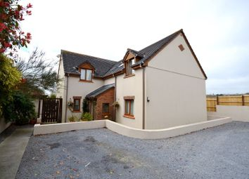 Thumbnail 6 bed detached house for sale in Herons Reach, Adams Road, Monkton, Pembroke