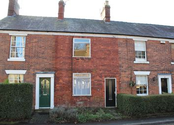 2 bed terraced house for sale in The Green, Hartford, Northwich CW8
