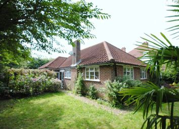 Thumbnail 3 bed detached bungalow for sale in Stoneyfield Road, Coulsdon