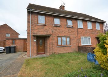 Thumbnail 3 bed semi-detached house for sale in Eastwood Avenue, Lowestoft