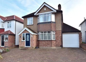 Thumbnail 3 bed detached house for sale in Angle Close, Hillingdon, Middlesex
