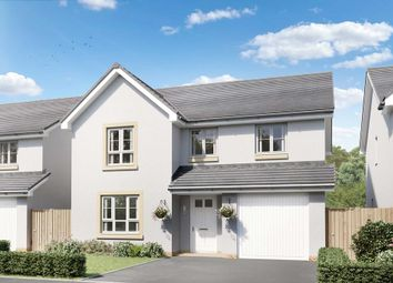 """Thumbnail 4 bedroom detached house for sale in """"Cullen"""" at Clippens Drive, Edinburgh"""