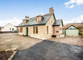Thumbnail 3 bed detached house for sale in Rhynie Road, Fearn, Tain