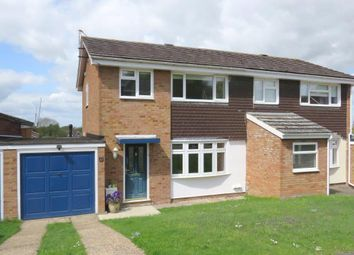 Thumbnail 3 bed semi-detached house for sale in Windsor Road, Royston