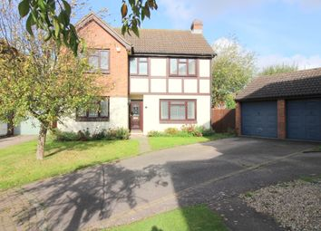 Thumbnail 4 bed detached house for sale in Bradshaws Close, Barton Le Clay
