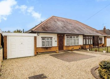 Pettits Lane North, Rise Park, Romford RM1. 2 bed semi-detached bungalow