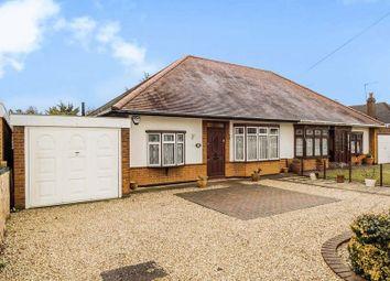 Thumbnail Semi-detached bungalow for sale in Pettits Lane North, Rise Park, Romford