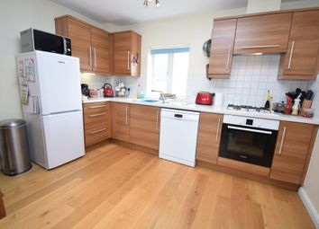 Thumbnail 2 bed flat for sale in Clay Walk, Hermitage, Thatcham