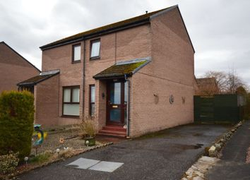 Thumbnail 2 bed semi-detached house for sale in Lomond Way, Inverness