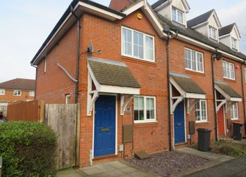 Thumbnail 2 bed end terrace house for sale in Goodman Road, Elstow, Bedford