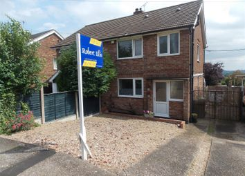 Thumbnail 4 bed semi-detached house for sale in Cleve Avenue, Toton, Beeston, Nottingham