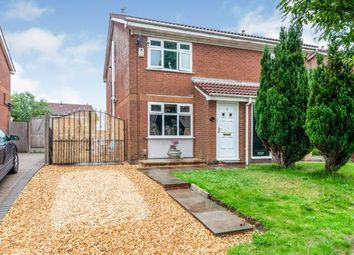 2 bed semi-detached house for sale in Highwood Close, Breightmet, Bolton, Greater Manchester BL2