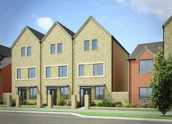 "Thumbnail 3 bed property for sale in ""The Hampton"" at Burlina Close, Whitehouse, Milton Keynes"