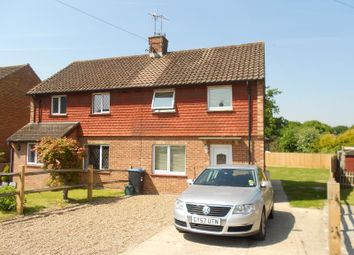 Thumbnail 2 bed semi-detached house to rent in Drivers Mead, Lingfield