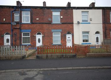 Thumbnail 2 bed terraced house to rent in Badger Street, Walmersley, Bury