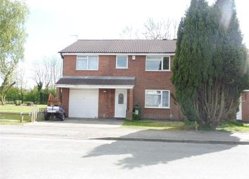 Thumbnail 4 bed property to rent in Hunters Way, Leicester Forest East, Leicester