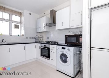 Thumbnail 3 bed flat to rent in Thessaly Road, London