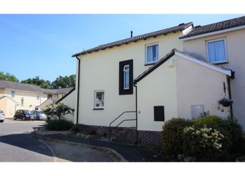 Thumbnail 3 bed semi-detached house for sale in Langerwell Close, Saltash
