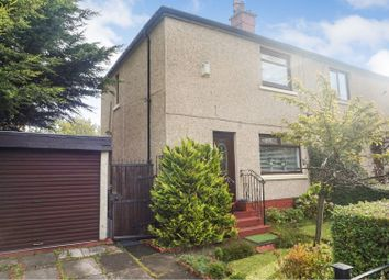 Thumbnail 2 bed semi-detached house for sale in Campsie Road, Wishaw