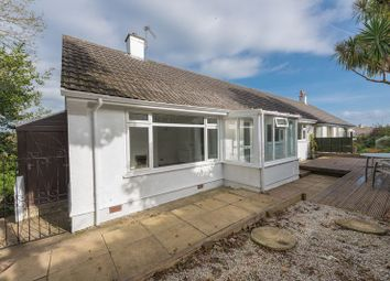 Thumbnail 4 bed bungalow for sale in Quillet Road, Newlyn, Penzance.