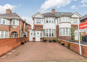 Thumbnail 2 bed semi-detached house for sale in Upper Meadow Road, Quinton, Birmingham