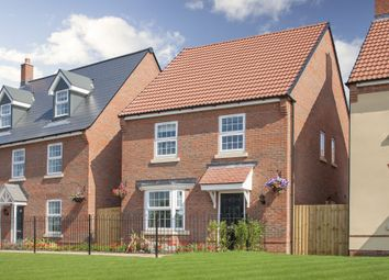 "Thumbnail 4 bed detached house for sale in ""Irving"" at Warkton Lane, Barton Seagrave, Kettering"