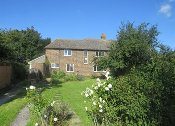 Thumbnail 3 bed cottage to rent in Alfriston Road, Berwick, Polegate