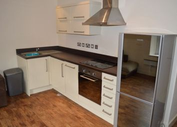 Thumbnail 2 bed flat to rent in Rutland Street, Leicester
