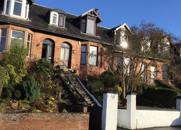 Thumbnail 3 bed terraced house for sale in New Edinburgh Road, Uddingston, Glasgow