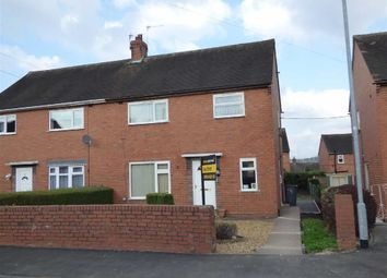Thumbnail 3 bed semi-detached house for sale in Cemetery View, Knutton, Newcastle-Under-Lyme