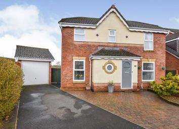 3 bed detached house for sale in Walkmill Crescent, Carlisle CA1