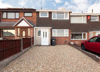 Thumbnail 3 bed town house for sale in Ludbrook Road, Fenpark, Stoke-On-Trent