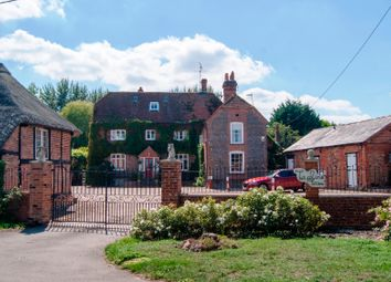 Thumbnail 6 bed detached house for sale in Church Lane, Hartley Wintney, Hook