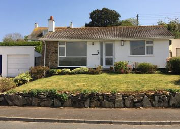 Thumbnail 2 bed detached bungalow for sale in Reens Crescent, Heamoor, Penzance