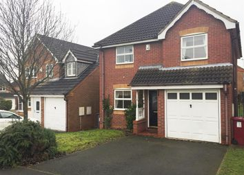 Thumbnail 3 bed detached house to rent in Siskin Crescent, Bottesford, Scunthorpe