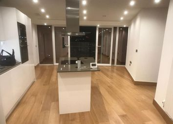 Thumbnail 1 bedroom flat to rent in Crossharbour Plaza, London