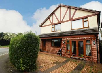Thumbnail 5 bed detached house for sale in Alexandra Crescent, Uttoxeter, Staffordshire