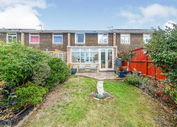 Thumbnail 3 bedroom terraced house for sale in Manor Way, Brighton