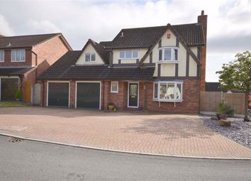 4 bed detached house for sale in Griffiths Way, Stone ST15