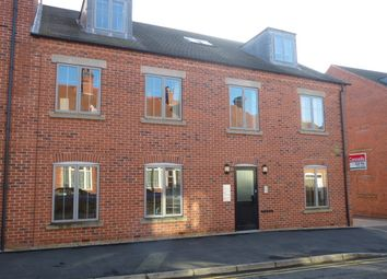 Thumbnail 2 bedroom flat for sale in Trinity Lane, Hinckley